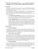 Bài giảng thông tin dữ liệu và mạng máy tính - Chương 3
