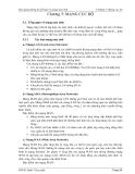 Bài giảng thông tin dữ liệu và mạng máy tính - Chương 5