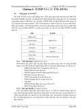 Bài giảng thông tin dữ liệu và mạng máy tính - Chương 6
