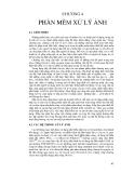 Chương 4 : Phần mềm xử lý ảnh