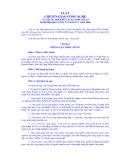 LUẬT CHUYỂN GIAO CÔNG NGHỆ CỦA QUỐC HỘI KHOÁ XI, KỲ HỌP THỨ 10 SỐ 80/2006/QH11 ngày 29 thang 11 năm 2006