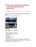 Đề thi chuyên viên Hỗ trợ Tín dụng vào ngân hàng MB