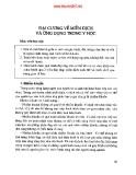 Giáo trình - Vi sinh ký sinh trùng - phần 2
