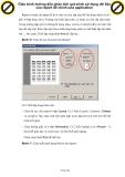Giáo trình hướng dẫn phân tích quá trình sử dụng dữ liệu của report để chỉnh sửa application p1