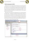 Giáo trình hướng dẫn phân tích quá trình sử dụng dữ liệu của report để chỉnh sửa application p5