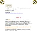 Giáo trình hướng dẫn phân tích quy trình sử dụng bộ công cụ bảo mật cho window seven p4