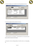 Giáo trình phân tích ứng dụng những kỹ năng để xử lý lỗi bằng lệnh On error goto p10