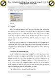 Giáo trình phân tích ứng dụng những kỹ năng để xử lý lỗi bằng lệnh On error goto p1
