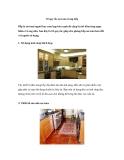 10 quy tắc an toàn trong bếp