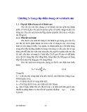Chương 5: Cung cấp điện chung cư và khách sạn