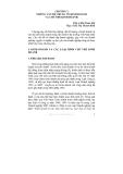 Giáo trình chủ thể kinh doanh - Chương 1