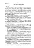 Lập trình mạng với java - Chương 4