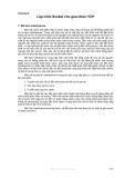 Lập trình mạng với java - Chương 6