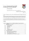 Giáo trình xử lý bức xạ và cơ sở của công nghệ bức xạ chương 5