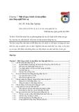 Giáo trình xử lý bức xạ và cơ sở của công nghệ bức xạ chương 7