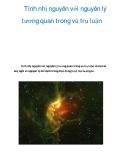 Tính nhị nguyên với nguyên lý tương quan trong vũ trụ luận