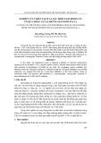 """Báo cáo nghiên cứu khoa học: """" NGHIÊN CỨU CHIẾT TÁCH VÀ XÁC ĐỊNH XANTHONES TỪ VỎ QUẢ MĂNG CỤT (GARCINIA MANGOSTANA L.)"""""""
