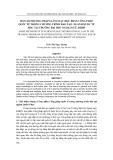 Báo cáo nghiên cứu khoa học  : Một số phương pháp giảng dạy học phần công pháp quốc tế trong chương trình đào tạo ngành quốc tế học tại trường ĐH ngoại ngữ ĐHĐN