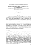 """Báo cáo nghiên cứu khoa học: """" NGOẠI GIAO TÂY SƠN − NHỮNG TƯ TƯỞNG ĐẶC SẮC VÀ BÀI HỌC LỊCH SỬ"""""""