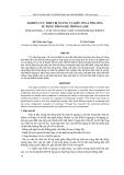 """Báo cáo nghiên cứu khoa học: """"  NGHIÊN CỨU THIẾT BỊ NGƯNG TỤ KIỂU ỐNG LỒNG ỐNG SỬ DỤNG TRONG HỆ THỐNG LẠNH"""""""