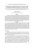 """Báo cáo nghiên cứu khoa học: """"  TỪ TÂM TÂM XÃ (1923) ĐẾN ĐẢNG CỘNG SẢN VIỆT NAM (1930) QUÁ TRÌNH KHẲNG ĐỊNH CON ĐƯỜNG CÁCH MẠNG VÔ SẢN"""""""