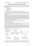 Cơ bản về hệ điều hành phân tán (Phần 1) - Chương 3