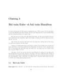 Đồ thị và các thuật toán - Chương 5