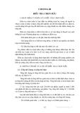 Giáo trình lý thuyết thống kê - Chương 3