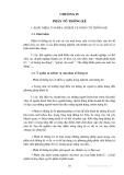 Giáo trình lý thuyết thống kê - Chương 4