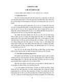 Giáo trình lý thuyết thống kê - Chương 8