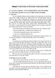 Bài giảng tài chính doanh nghiệp - Chương 2