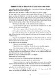 Bài giảng tài chính doanh nghiệp - Chương 3