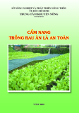 Cẩm nang trồng rau ăn lá an toàn - Trung tâm Khuyến nông