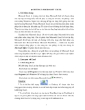 GIÁO TRÌNH TIN HỌC ỨNG DỤNG - CHƯƠNG 3