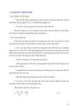ĐO ĐẠC VÀ CHỈNH LÝ SỐ LIỆU THỦY VĂN Nguyễn Thanh Sơn phần 2