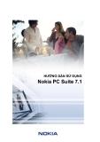 HƯỚNG DẪN SỬ DỤNG Nokia PC Suite 7.1 phần 1