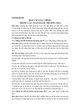 [Kế Toán Ngân Hàng] Chương thứ hai  BÁO CÁO TÀI CHÍNH TRONG CÁC NGÂN HÀNG THƯƠNG MẠI
