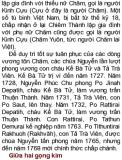 TÌM HIỂU CỘNG ĐỒNG NGƯỜI CHĂM TẠI VIỆT NAM - Tác giả: Nguyễn Văn Huy Phần 10