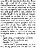 TƯ DUY PHƯƠNG ĐÔNG NHÌN DƯỚI ÁNH SÁNG HỌC THUYẾT EINSTEIN Tác giả: Nguyễn Huệ Chi Phần 9