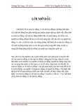 Thuyết trình: Chế định về an toàn lao động và vệ sinh lao động