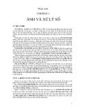 Chương 1 : ảnh và xử lý ành số