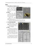 giáo trình Training and expressing 3Ds max phần 2