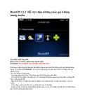 BuzzOff v2.2 Hỗ trợ chặn những cuộc gọi không mong muốn