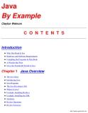 giáo trình Java By Example phần 1