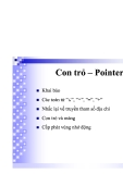 kỹ thuật lập trình C chuyên nghiệp phần 4