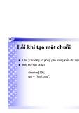 kỹ thuật lập trình C chuyên nghiệp phần 6