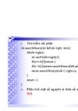 kỹ thuật lập trình C chuyên nghiệp phần 10
