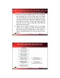 giáo trình PUBLIC RELATION TRONG MARKETING phần 8