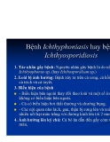 Bệnh học thủy sản : Bệnh do nấm part 5
