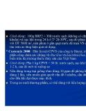 Bệnh học thủy sản : Các loại thuốc thương dùng part 6